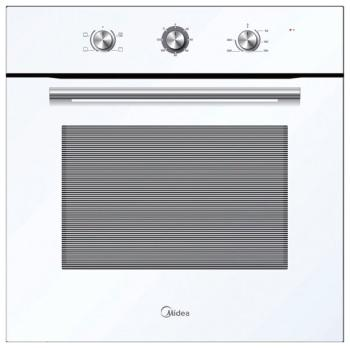 Встраиваемый электрический духовой шкаф Midea 65 CME 10004 White  midea abwm610s7 white