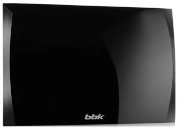 ТВ антенна BBK DA 14 чёрная тв антенна bbk da 20 чёрная