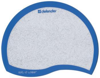 все цены на Коврик для мышек Defender Ergo opti-laser синий 50513 онлайн