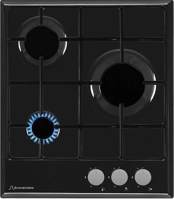 Встраиваемая газовая варочная панель Schaub Lorenz SLK GS 4010 встраиваемая газовая варочная панель schaub lorenz slk gy 4520 black