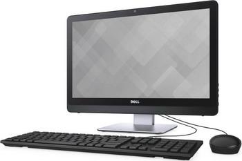купить Моноблок Dell Inspiron 3263-8322 черный недорого