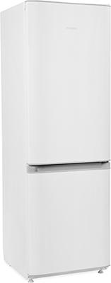 Двухкамерный холодильник Позис RK FNF-170 белый с серебристыми накладками двухкамерный холодильник позис rk 101 серебристый металлопласт