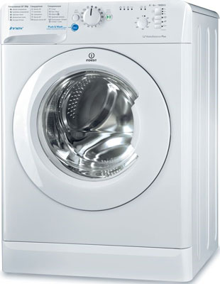 Стиральная машина Indesit BWSB 61051 стиральная машина indesit itw a 61051 w