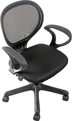 Кресло College H-2408 F черное ткань кресло college bx 3619 черное