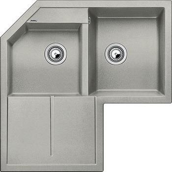 Кухонная мойка BLANCO METRA 9E SILGRANIT жемчужный кухонная мойка blanco metra 9e silgranit жемчужный