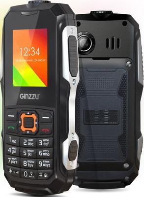 Мобильный телефон Ginzzu R 50 мобильный телефон ginzzu mb501 красный