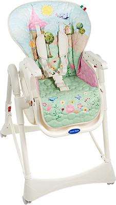 Стульчик для кормления Sweet Baby Happy Land 353 637 стульчики для кормления sweet baby land oval