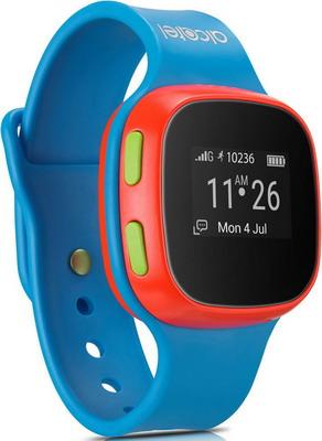 Детские часы-телефон Alcatel SW 10 MOVETIME Blue/Red SW 10-2GALRU1 msd3463gu sw