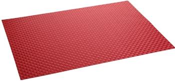 Салфетка сервировочная Tescoma FLAIR SHINE 45 x 32см красный 662062 ручка шарик flair 2 in 1 двусторонняя синий красный