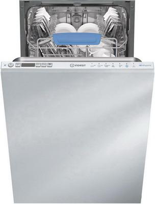 Полновстраиваемая посудомоечная машина Indesit DISR 57 H 96 Z полновстраиваемая посудомоечная машина samsung dw 50 k 4030 bb rs