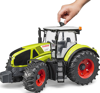 Трактор Bruder Claas Axion 950 03-012 цены онлайн