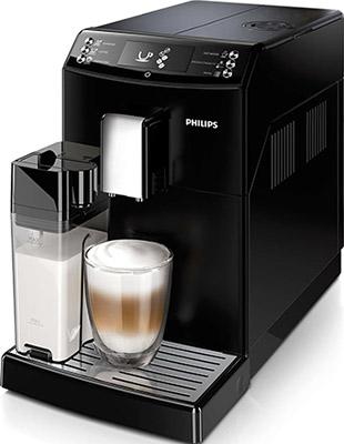 Кофемашина автоматическая Philips EP 3558/00 кофемашина philips hd8649 51 series 2000