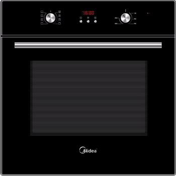 Встраиваемый электрический духовой шкаф Midea MO 47000 GB электрический шкаф midea 65dee30006 серебристый