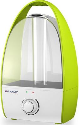 Увлажнитель воздуха Endever Oasis 185 белый-зеленый