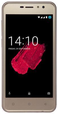 Мобильный телефон Prestige Muze J3 Dual SIM золотистый
