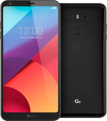 Смартфон LG G6 H 870 S 32 Gb черный 1pc 0 130km h gps speedometers 85mm speed milometers 0 80mph odometers 9 32v for auto with gps antenna and backlight