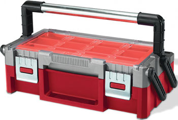 Ящик Keter CANTILEVER TOOL BOX WITH 18 DIVIDERS