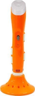 3D ручка Мастер-Пластер ''Старт'' оранжевая смайл образовательный конструктор мастер arduino старт