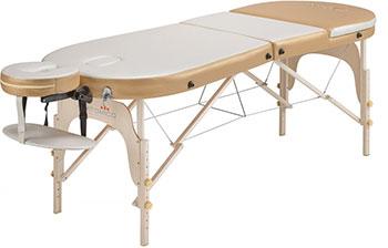 Массажный стол Anatomico 304 Milano (золотой)