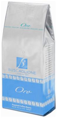 Кофе зерновой Buscaglione Export Oro  (1kg) кофе buscaglione buscaglione export bar 1kg кофе в зернах