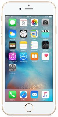 Мобильный телефон Apple iPhone 6S Plus 64 Gb Gold (MKU 82 RU/A) мобильный телефон apple iphone 5c 3g 8mpix 4 0 16g 32g gsm wcdma