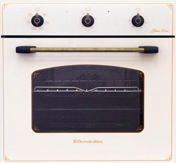 Встраиваемый электрический духовой шкаф Electronicsdeluxe 6006.03 эшв - 010 встраиваемый электрический духовой шкаф smeg sf 4120 mcn