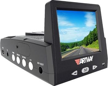 Автомобильный видеорегистратор Artway MD-102 видеорегистратор artway md 102