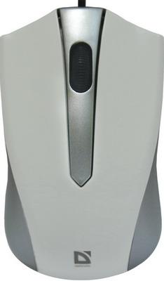 Мышь Defender Accura MM-950 серый 52950 мышь defender accura mm 950 зеленый 52953