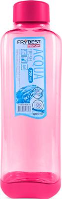 Бутылка Frybest AC4-02 Fresh 700 ml Розовая бутылка frybest ac3 02 fresh 500 ml розовая