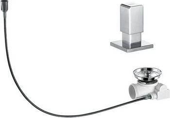 Набор доукомлектации клапаном-автоматом BLANCO 517548 ручка управления levos chrome 221901 blanco
