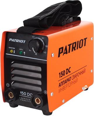 Сварочный аппарат Patriot 150 DC MMA сварочный аппарат patriot 250 dc mma кейс