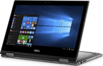 Ноутбук Dell Inspiron 5378-0018 серый ноутбук трансформер dell inspiron 5378 7841
