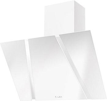 Вытяжка со стеклом Lex ORI 600 WHITE кухонная вытяжка lex ori 600 black