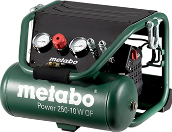 Компрессор Metabo Power 250-10 W OF 601544000 компрессор metabo power 280 20 w of 601545000