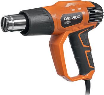 Фен технический Daewoo Power Products DAH 2000 термоконтейнер арктика 2000 30 л зеленый