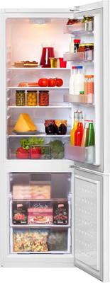 Фото - Двухкамерный холодильник Beko CS 331000 двухкамерный холодильник hitachi r vg 472 pu3 gbw