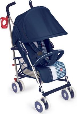 Коляска Happy Baby CINDY Dark Blue коляска трость happy baby cindy dark blue