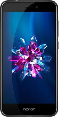 Мобильный телефон Honor 8 Lite 4/32 GB черный мобильный телефон lg g flex 2 h959 5 5 13 32 gb 2 gb gps wcdma wifi