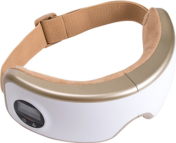 Массажер для глаз Gezatone Isee 400 Deluxe косметические аппараты gezatone массажер для глаз isee380 gezatone