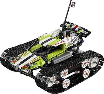 Конструктор Lego Скоростной вездеход с ДУ 42065 конструктор lego technic скоростной вездеход с дистанционным управлением 42065