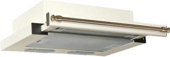 Вытяжка ELIKOR Интегра 60П-400-В2Л КВ II М-400-60-260 молоко/рейлинг бронза встраиваемая вытяжка elikor интегра 60 крем рейлинг бронза