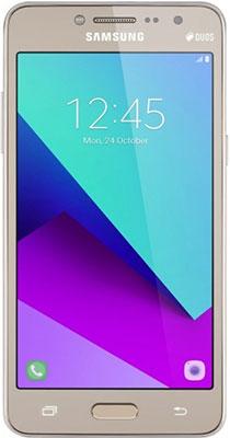 Мобильный телефон Samsung Galaxy J2 Prime (2016) SM-G 532 F золотой метал samsung galaxy grand prime ve duos sm g531h ds gold