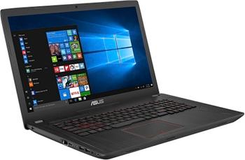 Ноутбук ASUS FX 753 VD-GC 456 T (90 NB0DM3-M 08780) Black Metal