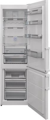 Двухкамерный холодильник Scandilux CNF 379 EZ W White двухкамерный холодильник scandilux cnf 379 ez x inox