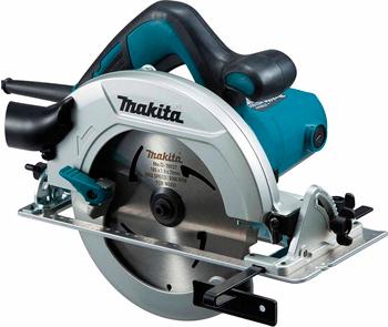 Дисковая (циркулярная) пила Makita HS 7601 пила дисковая makita hs7601 1200 вт 190 мм