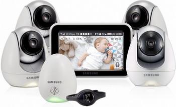 все цены на Видеоняня Samsung SEW-3053 WPX4 онлайн