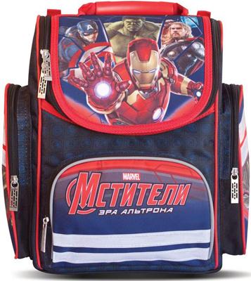 Ранец РОСМЭН «Marvel» Мстители MM 00678 росмэн школьный ранец холодное сердце