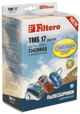 Набор пылесборников Filtero TMS 17 (2+1) СТАРТОВЫЙ filtero tms 17 2 1 стартовый