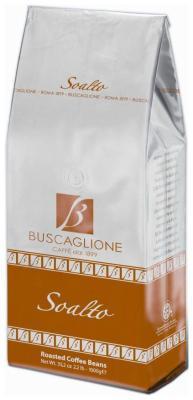 Кофе зерновой Buscaglione Soalto  (1kg) кофе buscaglione buscaglione export bar 1kg кофе в зернах