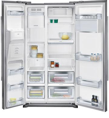 Холодильник Side by Side Siemens KA 90 IVI 20 R холодильник siemens kg49nsb2ar
